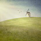 Windmill by MickP