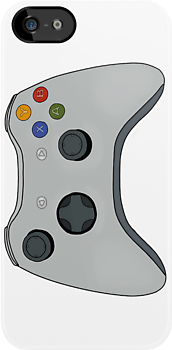 X Box 360 Controller by LittleAnomaly