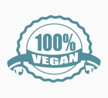 100% Vegan by veganese