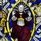 Stained Glass in York Minster by John (Mike)  Dobson