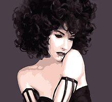 Chrysta Belle Vogue by guhloreea