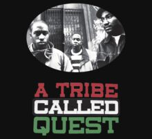 A Tribe Called Quest (3) by grungeandglam