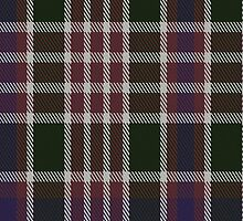 01969 Zafar Iqbal Chaudhri Commemorative Tartan Fabric Print Iphone Case by Detnecs2013