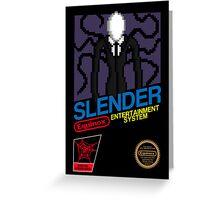 Slender EES Greeting Card
