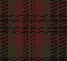 01976 Chindecella Ruadh (Kemete Heil) Tartan Fabric Print Iphone Case by Detnecs2013