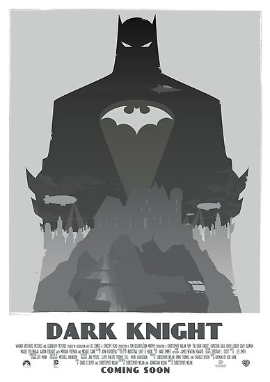 Dark Knight by jbhcreative