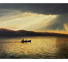 The Bay of Silence Photographic Print