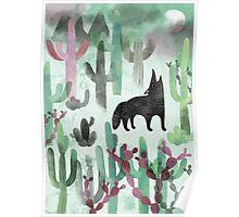 The Desert Poster