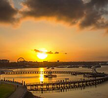 geelong promenade #2 by ketut suwitra