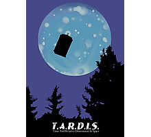T.A.R.D.I.S. Photographic Print