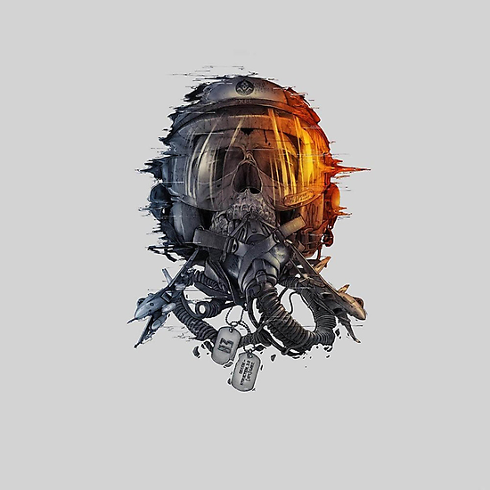 battlefield death pilot by blindsociety