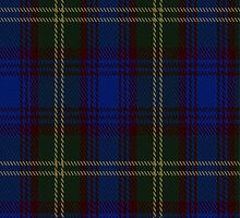 01987 Christian Dewar Tartan Fabric Print Iphone Case by Detnecs2013