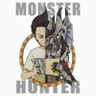 Monster Hunter Life (Silver Variant) by ashmish