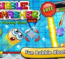 Bubble Smasher - Bubble Blasting Game by johnmorris8755