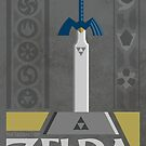 LoZ:  Ocarina of Time by dustybeaulieu