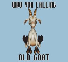 The Old Goat .. Tee Shirt Kids Clothes