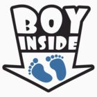 Boy Inside Feets by Style-O-Mat