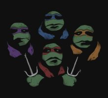 Ninja Rhapsody (multi colors) by wytrab8
