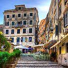Old Town Taverna by Tom Gomez