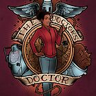 The Doctor&#x27;s Doctor - PRINT by MeganLara