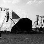 Pyramid Stage, Glastonbury Festival by lanesloo