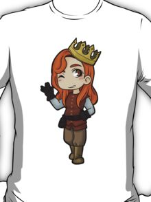Charlie stickers T-Shirt