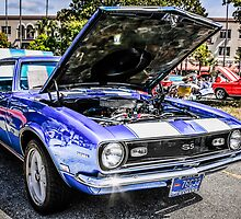 1968 Chevrolet Chevy Camaro SS American Muscle Car by chris-csfotobiz