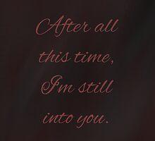 Still into You- Paramore by unbearablybleak
