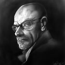 Heisenberg the Terrible by Punksthetic