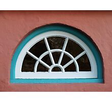 Fanlight Photographic Print