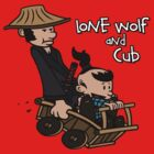 LoneWolf &amp; Cub by Baznet