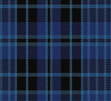 01005 Clark (Clerke-Clergy-Priest) Tartan Fabric Print Iphone Case by Detnecs2013