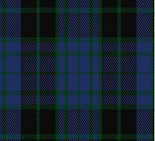 01014 Clergy #2 Clan/Family Tartan Fabric Print Iphone Case by Detnecs2013