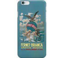 Fernet B iPhone Case/Skin