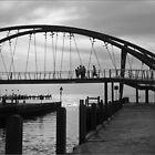 Landmark Bridge Frankston by Carmel Abblitt