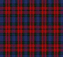 01020 Clerk Clan/Family Tartan Fabric Print Iphone Case by Detnecs2013