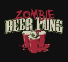 Zombie Beer Pong by GeekLab