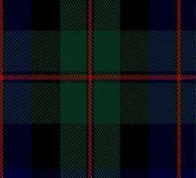 01028 Coarse Kilt Military Tartan Fabric Print Iphone Case by Detnecs2013