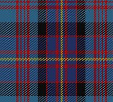 01032 Cochrane (trade variant) Clan/Family Tartan Fabric Print Iphone Case by Detnecs2013