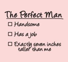 The Perfect Man by LFerrett