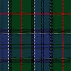01047 Colquhoun Clan/Family Tartan Fabric Print Iphone Case by Detnecs2013