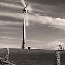 Wind Farm at Ravenshoe - Far North Queensland by RichardCurzon