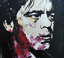 Benicio Del Toro by Trozostudio