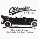 1914 Oldsmobile by garts