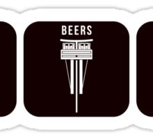 Velodrome City Icon Series V2 no.3 Sticker