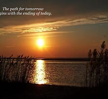 "Path for Tomorrow by Scott ""Bubba"" Brookshire"