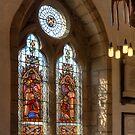 Bedale church window 3 by jasminewang