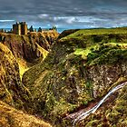 Dunnottar Castle, Scotland by benny2324