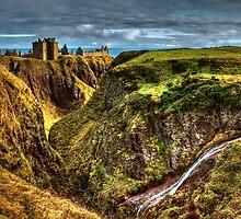 Dunnottar Castle, Scotland by benny2324