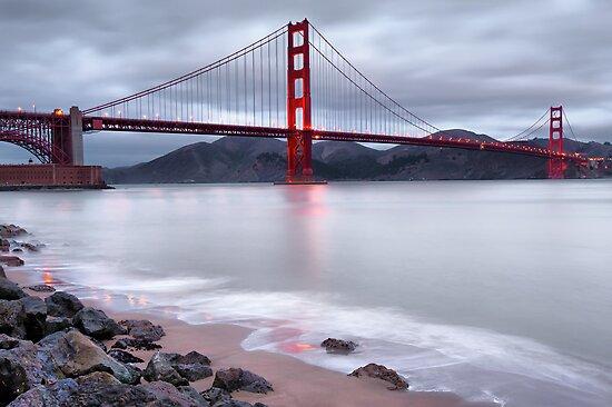 San Francisco's Golden Gate Bridge by Gregory Ballos   gregoryballosphoto.com